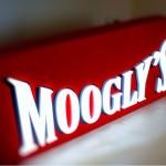 Restaurant Moogl'ys Clichy (92)Enseigne lumineuse allumée