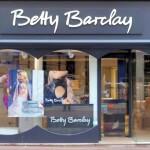Enseigne vue de face - Betty Barclay Cherbourg