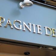 Enseigne joaillier Paris – Compagnie des Gemmes