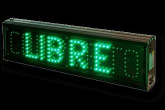 Afficheur LED de parking