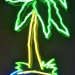 Enseigne neon bar
