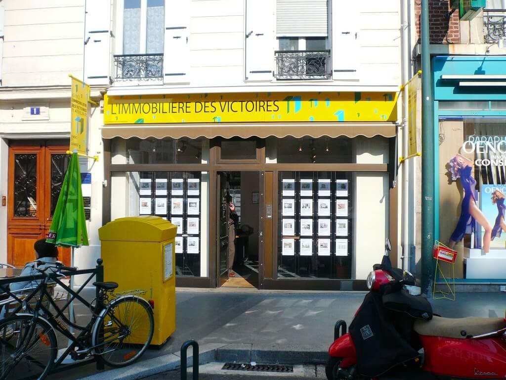 «Radiguet» devient «Immobilière des Victoires»