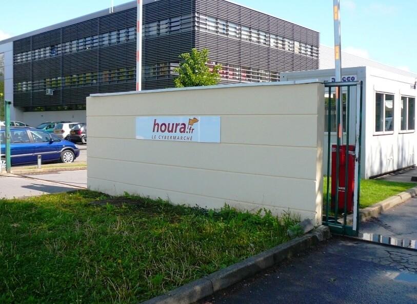 Enseigne houra.fr 77600 Bussy Saint Georges