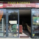 Enseigne restaurant Serris - Food & Drinks