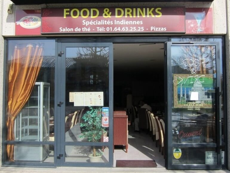Enseigne Restaurant Serris Food Drinks Serris 77700
