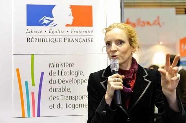 Nathalie Kosciusko-Morizet - Ministre de l'Ecologie