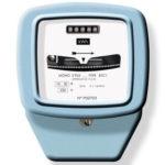 Compteur Electrique EDF - Ancien modèle depuis remplacé par le compteur Linky