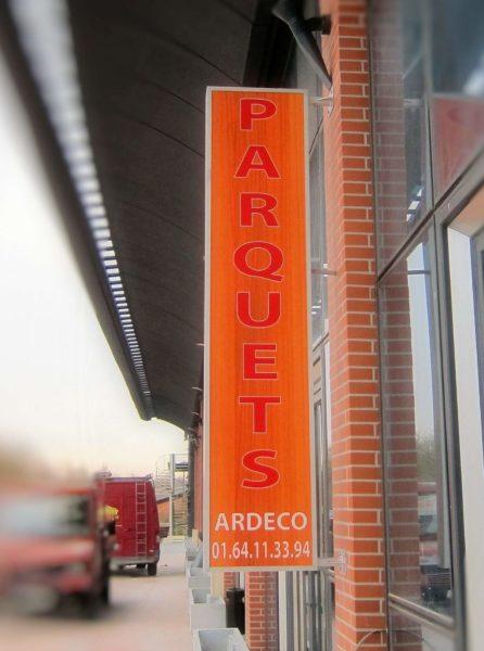 Parquet 77 Ardeco - Caisson numérique