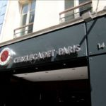Club de poker CercleCadet Paris - Lettre en inox