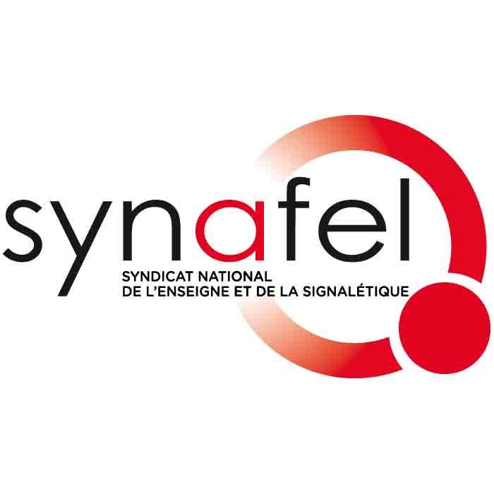 Synafel change son logo