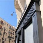 Façade vue de profil - Agence immobilière à Neuilly-sur-Seine - Square International