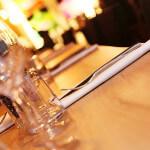 Bar attablé du restaurant Arty de PAris Opéra