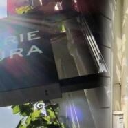 Enseigne galerie d'art Paris (Marais) –  Sakura