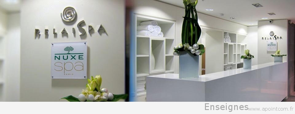 Lettre relief Roissy – SPA