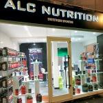 Enseigne lumineuse allumée - ALC-Nutrition musculation
