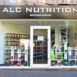 Façade et enseigne - ALC-Nutrition musculation