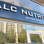 Enseigne lumineuse de profil - ALC-Nutrition musculation