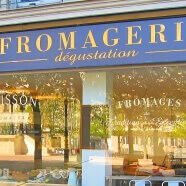 Enseigne lumineuse Fromagerie Belisson à Clichy (92)