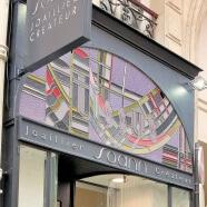 Enseigne bijouterie Joaillerie Soann Paris