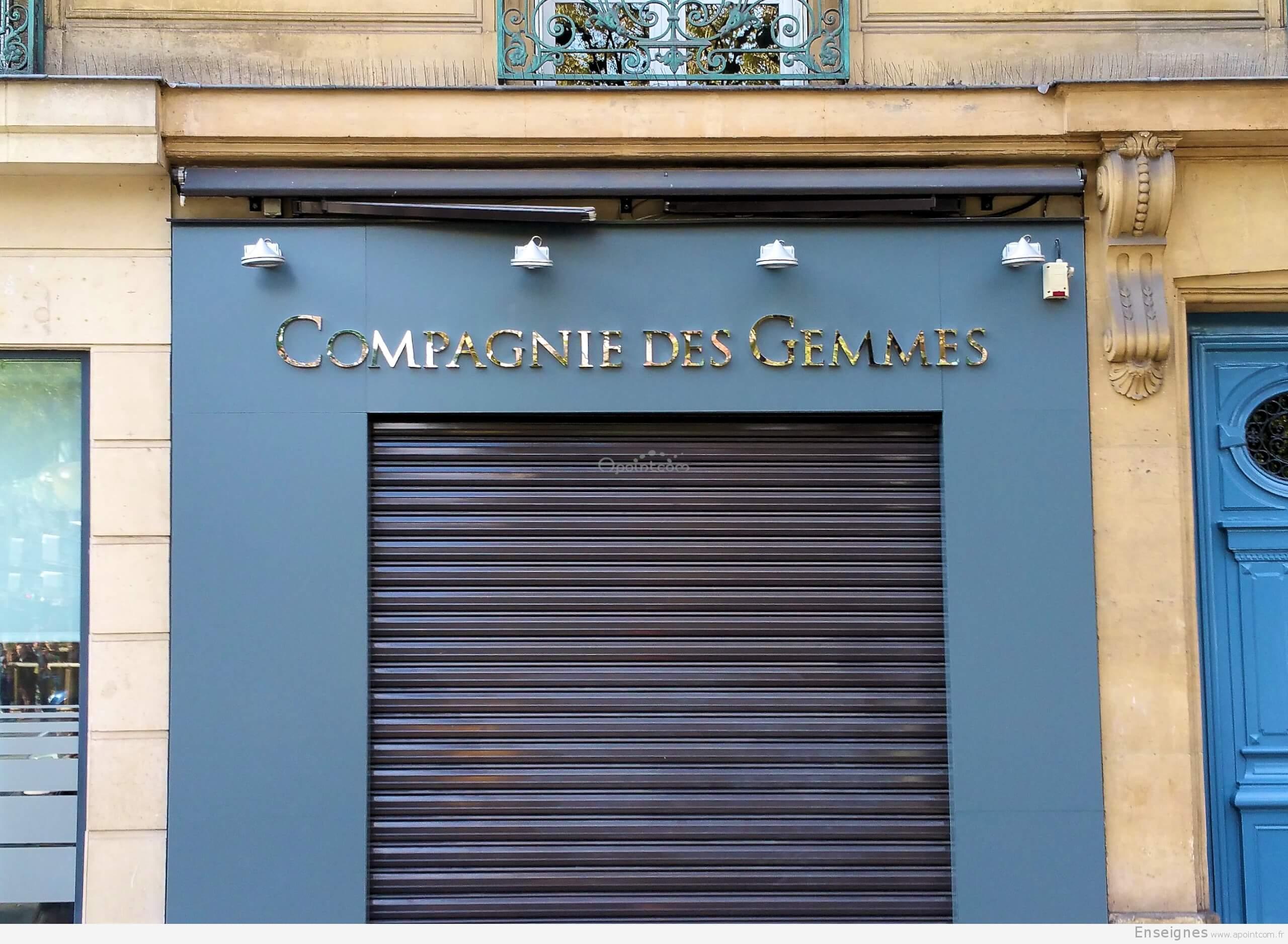 Bijouterie rue du commerce 75015 paris