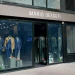 Enseigne et vitrine - Mario Dessuti Alesia