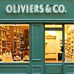 Vitrine du magasin de Lyon - Magasin Oliviers & Co