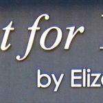 """Détail lettre de l'enseigne """"Just for You by Elisabeth"""" à Saint Cloud (92)"""
